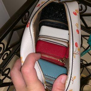 Coach Bags - NWT Coach Large Makeup Case
